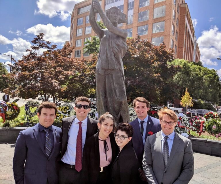 Spring 2020 Internships Washington Dc.Victims Of Communism Memorial Foundation Is Now Accepting